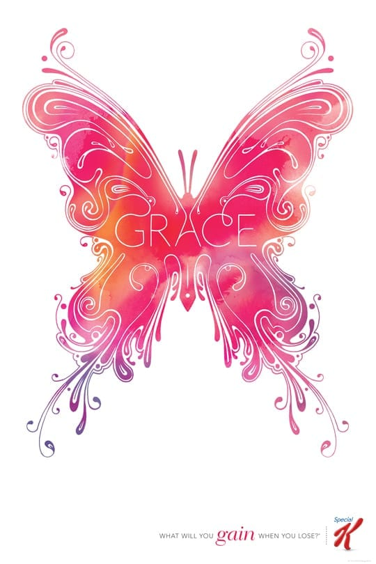 Special K - Grace Wild Posting