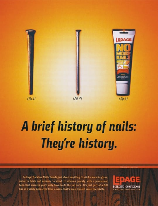 Loctite - History of Nails